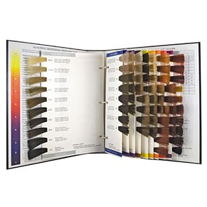 all nutrient color swatch book - Color Swatch Book
