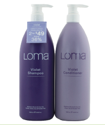 Loma Violet Collection