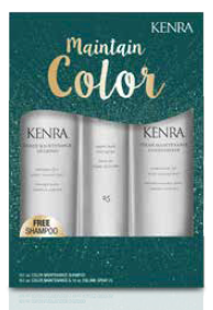 Kenra Color Maintainence Trio