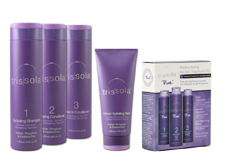 Trissola Smoothing Systems Try Me Stylist Kit