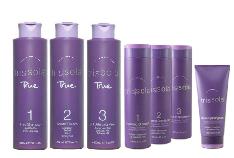 Trissola Smoothing Systems Salon Smoothing Intro