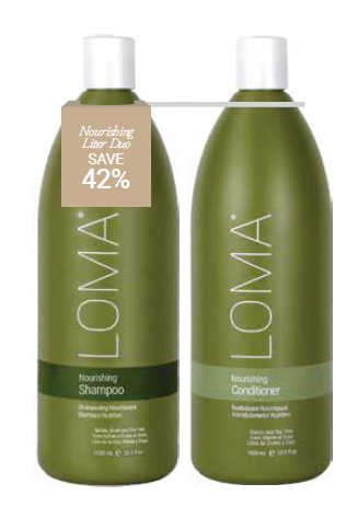 Loma Nourishing Liter Duo