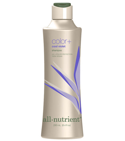 All-Nutrient Cool Violet Color+Shampoo