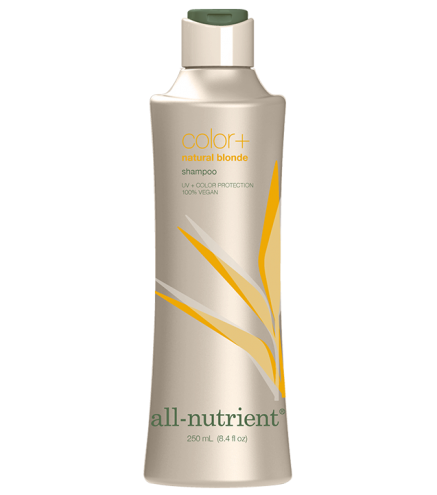 All-Nutrient Natural Blonde Color+Shampoo