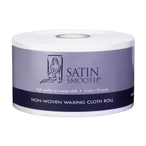 Satin Smooth Non-Woven Wax Strips 55 yards