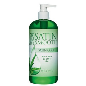Satin Smooth Satin Cool Aloe Vera Skin Soother