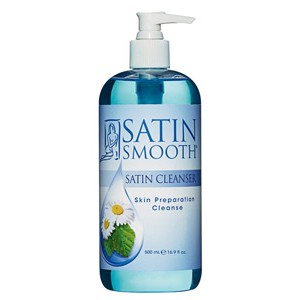 Satin Smooth Skin Preparation Cleanser