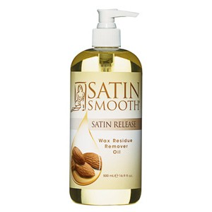 Satin Smooth Satin Release Wax Residue Remover