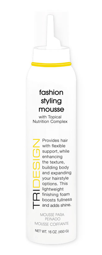 TRI Fashion Styling Mousse