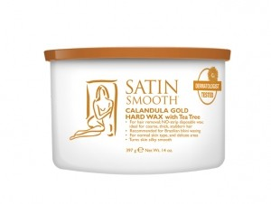 Satin Smooth Calendula Gold Hard Wax