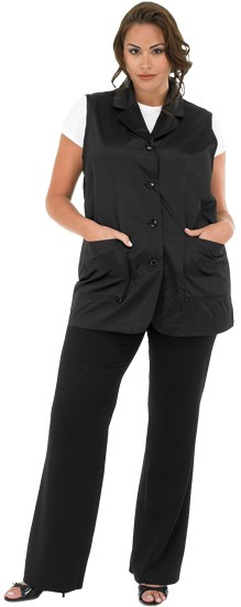Plus Size Women's Vest