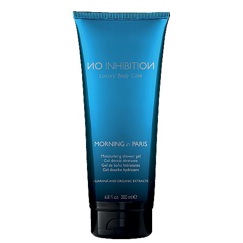 No Inhibition Morning In Paris Shower Gel