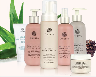 Onesta Styling Products Buy 4/Get 1 FRee