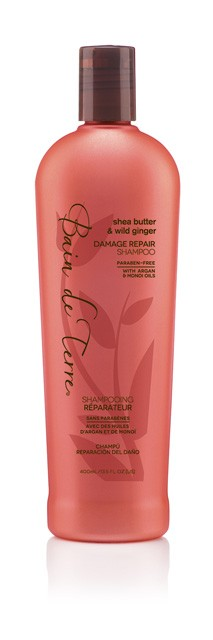 Bain de Terre Shea Butter Damage Repair Shampoo