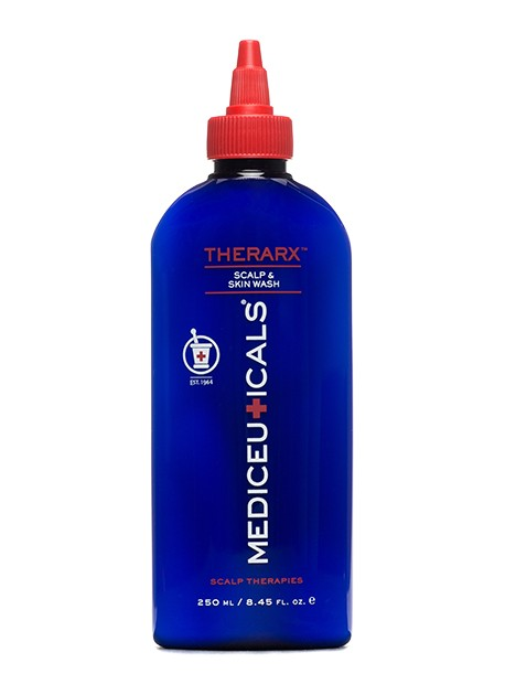 Mediceuticals TheraRx Antibacterial Scalp & Skin Wash 8.5oz