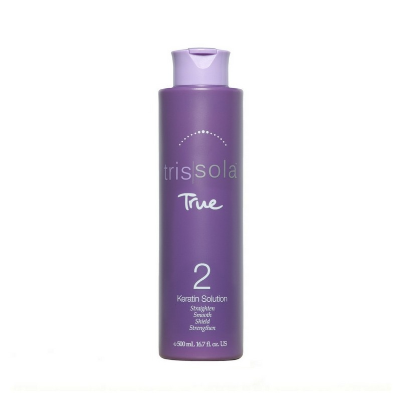 Trissola True Keratin Solution