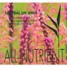 All Nutrient Neutral pH Wave