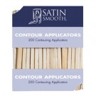 Satin Smooth Contour Wax Applicators